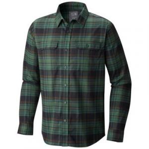 Mountain Hardwear Stretchstone Flannel Long Sleeve Shirt - Men's