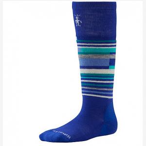 Smartwool Wintersport Stripe Sock - Youth