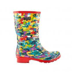 ROMA Women's Emma Mid Rain Boots
