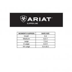 ARIAT Women's Bootie Slipper (AR2238)
