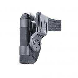 UNCLE MIKES Dual Retention Jacket Slot Size 21 LH Duty Holster (98212)