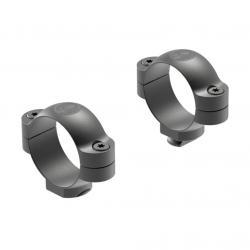LEUPOLD Standard One-Piece 30mm Medium Matte Black Scope Rings (49956)