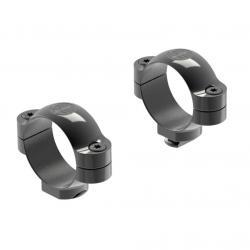 LEUPOLD Standard One-Piece 30mm Medium Black Gloss Scope Rings (49960)