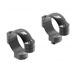 LEUPOLD Standard One-Piece 30mm High Black Gloss Scope Rings (49961)
