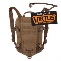 SOURCE Rider 3L Low Profile Coyote Hydration Pack (4001690203)