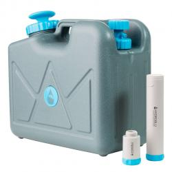 Pressurized Jerry Can Water Filter