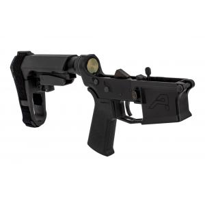 Aero Precision M4E1 Pistol Complete Lower Receiver with SBA3 Brace
