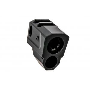Agency Arms M&P 1.0 Dual Port Compensator - Black