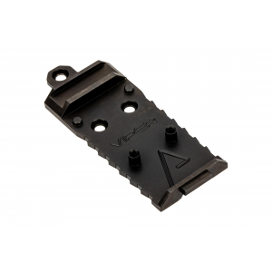 Agency Arms AOS Slide Cover Plate for Agency Arms Slides - Vortex Viper - Sights Forward