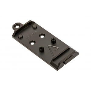 Agency Arms AOS Slide Cover Plate for Agency Slides - Leupold DeltaPoint Pro - Standard