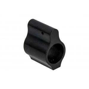 Aero Precision Low Profile Gas Block - No Logo Nitride