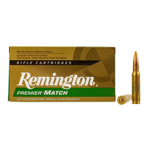 308 Winchester 175gr Hollow Point Boat Tail Ammo - Box of 20
