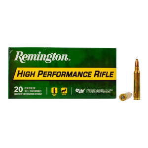 223 Remington 55gr Pointed Soft Point Ammo - Box of