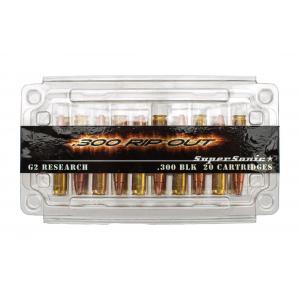 300 Blackout 110gr Ammo - Box of 20