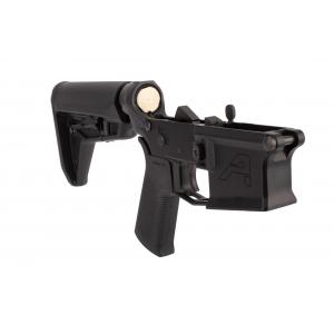 Aero Precision M4E1 Complete Lower Receiver - MOE SL Grip & Carbine Stock