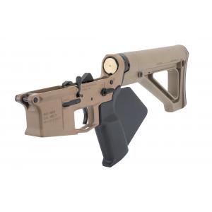 Aero Precision M4E1 Featureless Complete Lower Receiver - Magpul Fixed Carbine Stock
