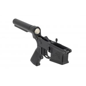 Aero Precision M4E1 Complete Lower Receiver - A2 Grip & No Stock Black