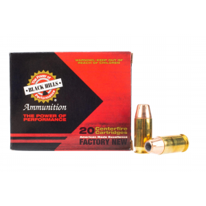 45 ACP +P Jacketed Hollow Point - Box of 20