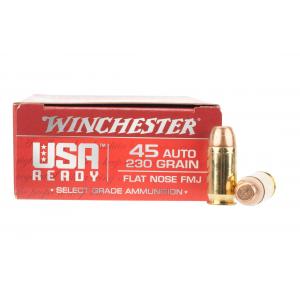 45 ACP 230gr Flat Nose Ammo - Box of 50