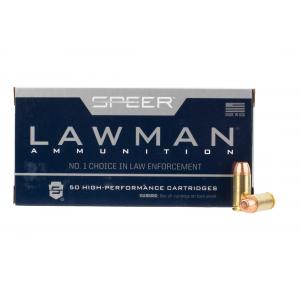 40 S&W 180gr Metal Jacket Ammo - Box of 50