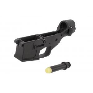 17 Design Integrated Folding AR-15 Billet Lower Receiver