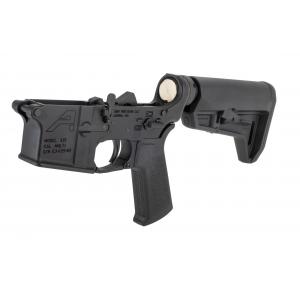 Aero Precision Complete AR-15 Lower - Magpul SL-K - Black