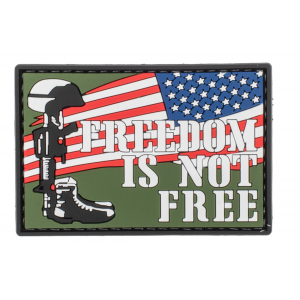 5ive Star Gear Freedom Is Not Free Morale Patch