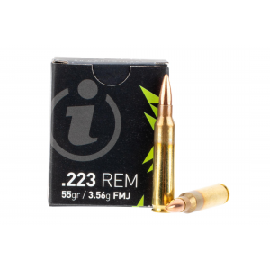 .223 Remington 55gr FMJ - Box of 20