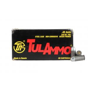 .45 ACP Full Metal Jacket Ammo - Box of 50