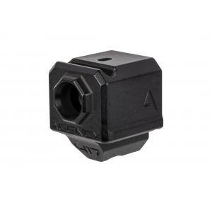Agency Arms 417 Compensator for Glock 17/19/34 Gen3 - Black