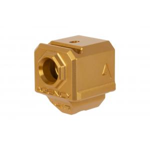 Agency Arms 417 Single Port Compensator for Glock 17/19/34 Gen3 -