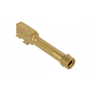 Agency Arms Mid Line Fluted Threaded Barrel for Glock 43 - 1/2x28