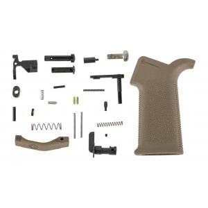 Aero Precision AR-15 MOE Lower Parts Kit Minus FCG - FDE