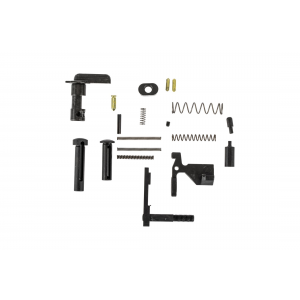 Aero Precision AR-15 Lower Parts Kit Minus FCG / Grip / Trigger Guard