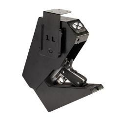 SnapSafe Drop Box Gun Safe Vault, Black - 75431