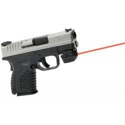 LaserMax Micro II Red Rail Mounted Laser Gunsight - MICRO-2-R