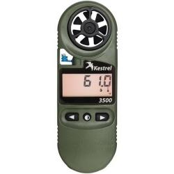 Kestrel Kestrel 3500 100' Waterproof Shock Resistant Weather Meter w/ Night Vision, Olive Drab Green - 0835NV