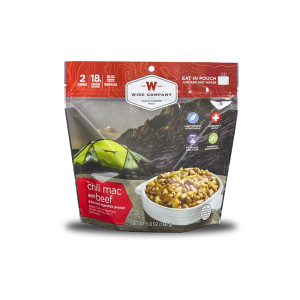 Wise Foods Outdoor Chili Mac with Beef Camping Food - 03-901