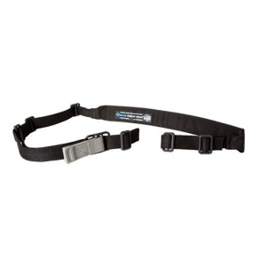 Blue Force Gear Padded Vickers Combat Sling - BLK - VCAS-200-OA-BK