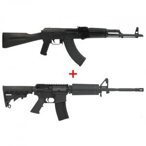 PSAK-47 GB2 Liberty Rifle & PSA 16