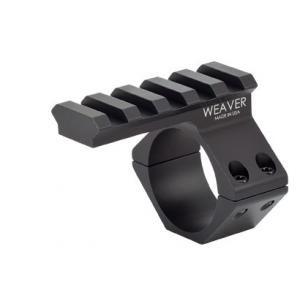 "Weaver 1"" Scope Mounted Picatinny Rail Adaptor 99601"