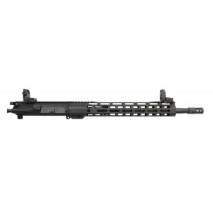 PSA Pistol-Length 300AAC 1/8 Lightweight M-Lok Upper - With BCG, CH, & MBUS Sight Set