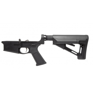 PSA Gen3 PA10 Complete STR .308 Lower With Over Molded Grip