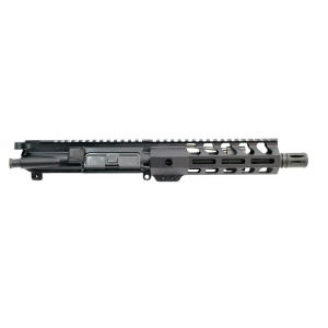 PSA Pistol Length 300AAC Blackout Nitride Lightweight M-Lok Upper With BCG & CH
