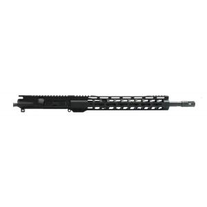 PSA Pistol-Length 300AAC Blackout 1/8 Nitride Lightweight M-Lok Upper - No BCG or CH