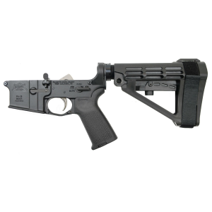 PSA AR15 Complete SBA4 Lower