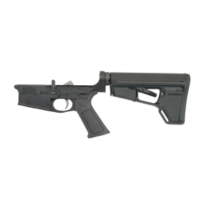 PSA Gen3 PA10 Forged Complete .308 Lower With Over Molded Grip
