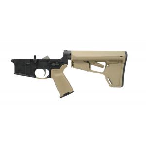 PSA AR-15 Complete EPT Lower, Flat Dark Earth - No Magazine