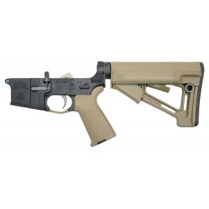 PSA AR-15 Complete Lower Magpul STR Edition EPT - FDE, No Magazine