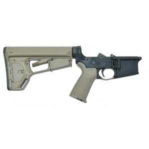 PSA AR-15 Complete Lower Magpul Edition - FDE, No Magazine